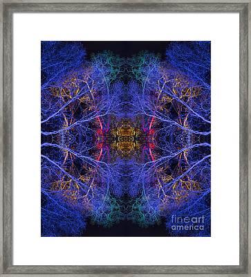 One Framed Print by Tim Gainey