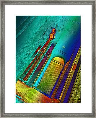 One To Many Framed Print by David Pantuso