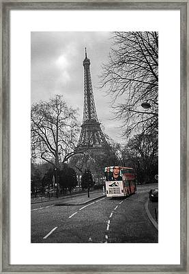Only In Color Framed Print by Steven  Taylor