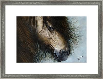 Only The Strong Survive I Framed Print