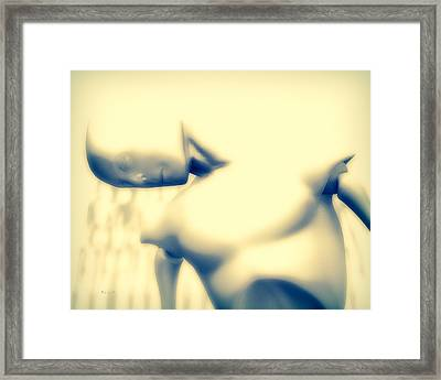 Ontology Framed Print by Bob Orsillo