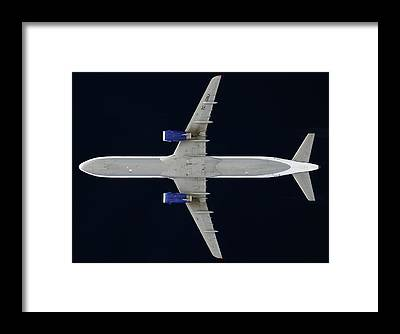 Airline Framed Prints