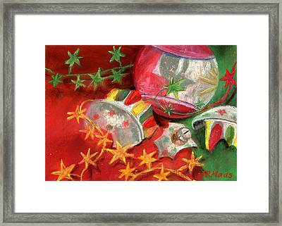 Oops  Framed Print by Julie Maas