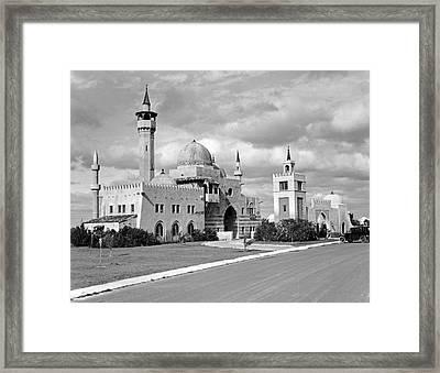Opa Locka City Hall Framed Print