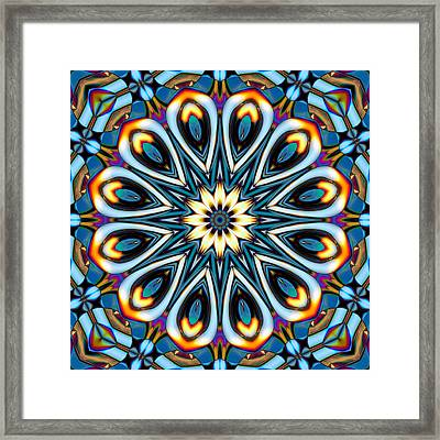 Opal Framed Print by Wendy J St Christopher