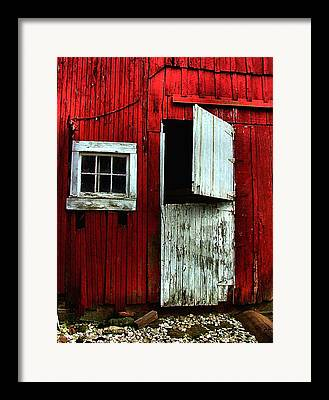 Julie Riker Dant Artography Framed Prints