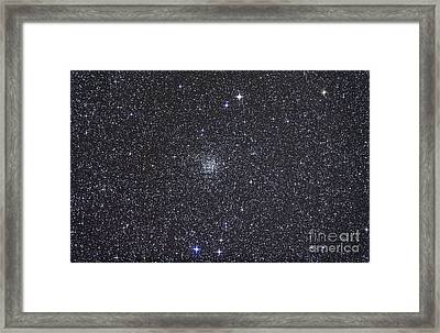 Open Cluster Ngc 7789 Framed Print by Alan Dyer