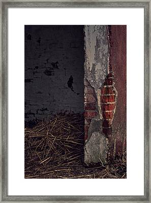 Open Door Framed Print by Odd Jeppesen