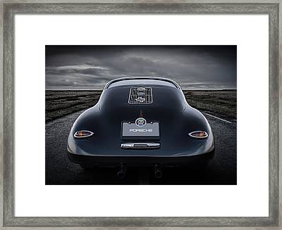 Open Road Framed Print by Douglas Pittman