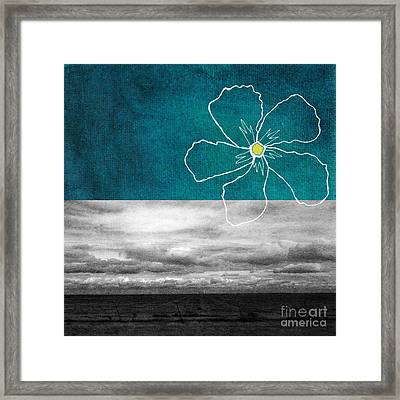 Open Spaces Framed Print by Linda Woods