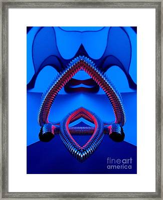 Framed Print featuring the photograph Open by Trena Mara