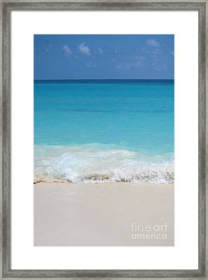 Open Waters Framed Print