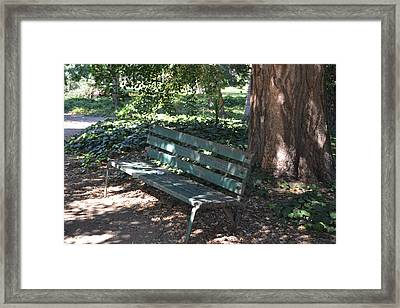 Open Welcome Framed Print by Kiros Berhane