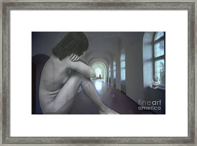 Open Your Eyes Framed Print by Jeff Breiman