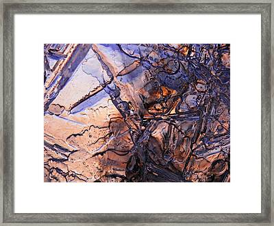 Opening Framed Print by Sami Tiainen