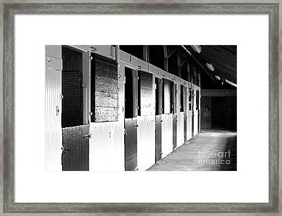 Openings Framed Print