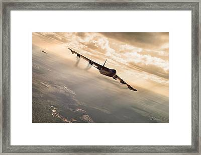 Operation Arc Light Framed Print by Peter Chilelli