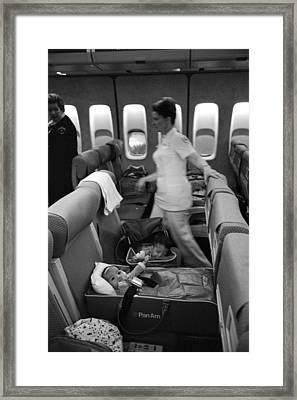 Operation Babylift, 1975 Framed Print