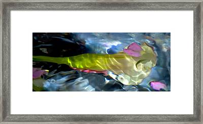 Ophelia Framed Print by Theresa Tahara
