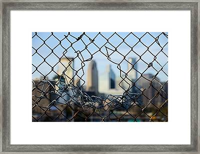 Opportunity Framed Print by Jim Hughes