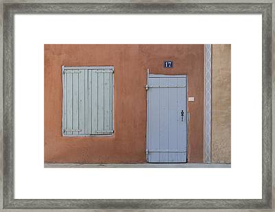 Options.. Framed Print