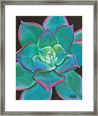 Opulence Framed Print by Laura Bell