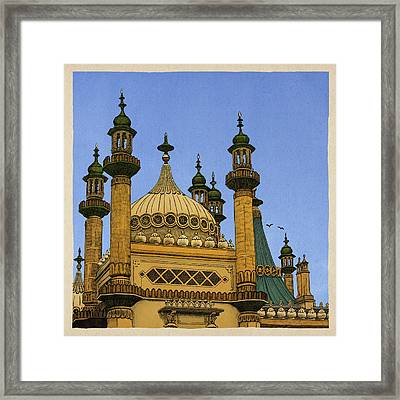 Opulence Framed Print by Meg Shearer