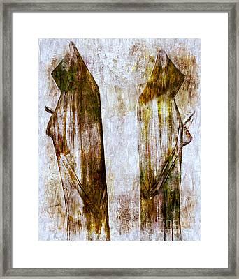 Opus Dei Framed Print