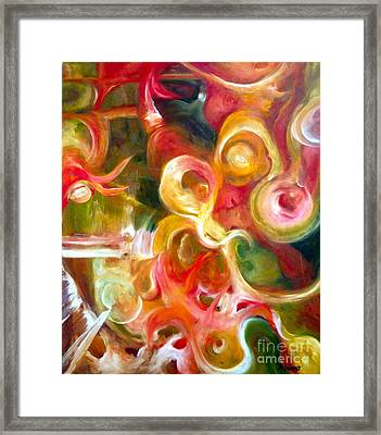 Oracle Framed Print by Michelle Dommer