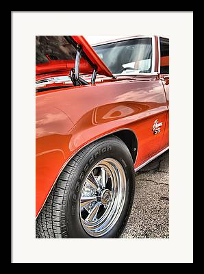 Dukes Of Hazard Show Framed Prints