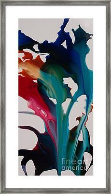 Orchid C Framed Print
