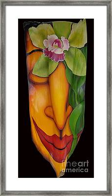 Orchid Dream Framed Print