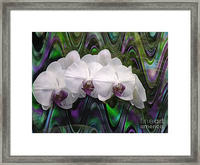 Framed Print featuring the photograph Balanchine Ballet by The Art of Alice Terrill