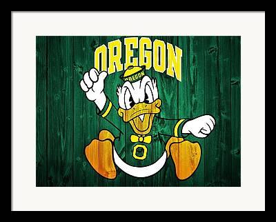 Eugene Oregon Framed Prints