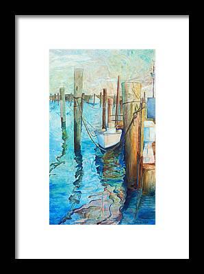 Carolina Framed Prints