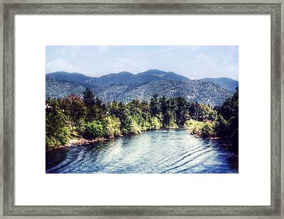 Oregon Views Framed Print by Melanie Lankford Photography