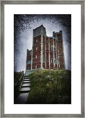 Orford Castle Framed Print