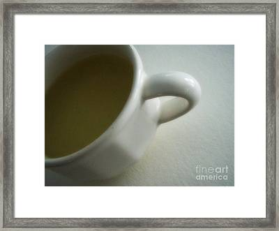 Framed Print featuring the photograph Organic  by Kristine Nora