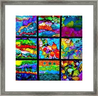 Organics Framed Print