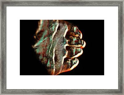 Orgone Transceiver Framed Print by Stanislav Killer