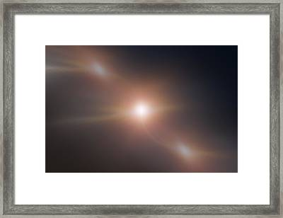 Orian Framed Print by Kevin Bone