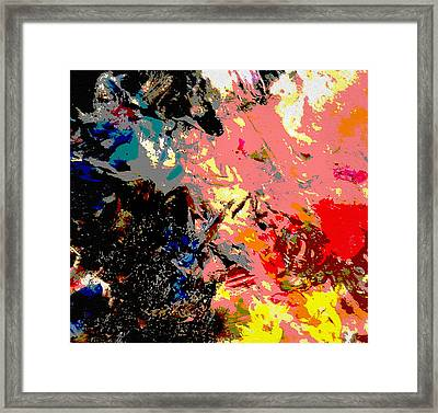 Original Fine Art Digital 3c Framed Print