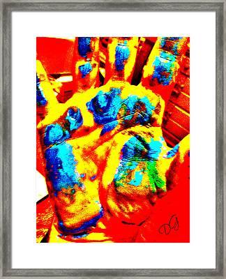 Original Not For Sale Framed Print by Douglas G Gordon
