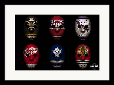 Maple Leafs Captain Framed Prints