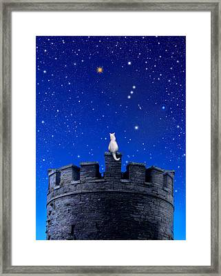 Orion Watch Framed Print by Kathleen Horner