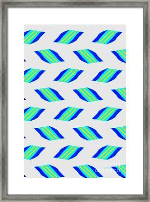 Ornament Vi Framed Print by Tatjana Popovska