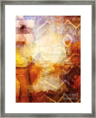 Ornamenta Framed Print by Lutz Baar