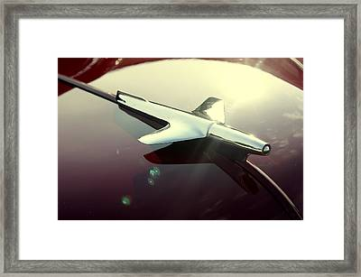 Ornamental Framed Print by Off The Beaten Path Photography - Andrew Alexander