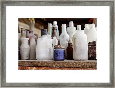 Oro Grande, California, United States Framed Print by Julien Mcroberts