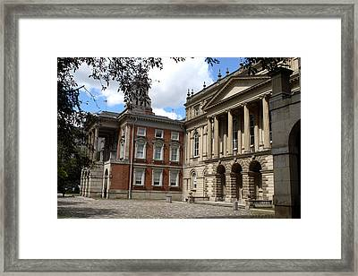 Osgoode Hall Framed Print